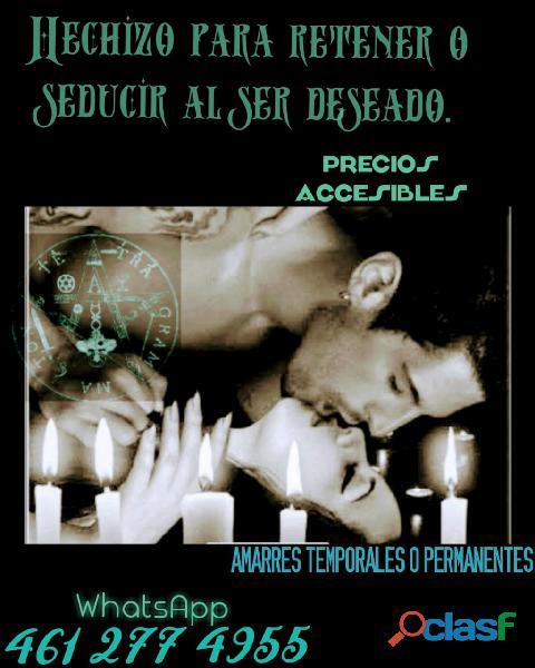 AMARRE SEXUAL, RETORNO DE PAREJA Y MUCHO MAS 666000