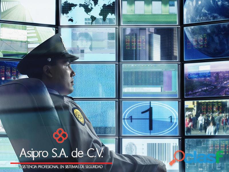 Monitoreo Centralizado para hogar y/o negocio