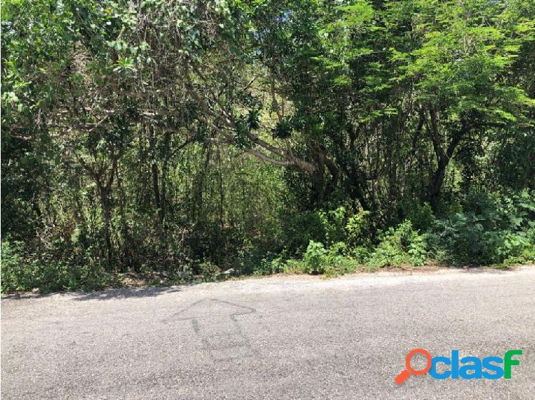 Terreno en venta cerca de Chichimila 1