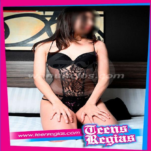 Eva Rico joven escort petite disponible en Monterrey (Área