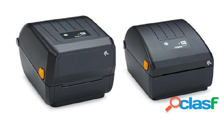 Zebra zd220 impresora de etiquetas, transferencia térmica, 203dpi, usb, negro