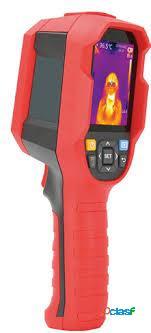 Zkteco termómetro con sensor remoto zk-178k, 30 - 45 °c, gris/rojo