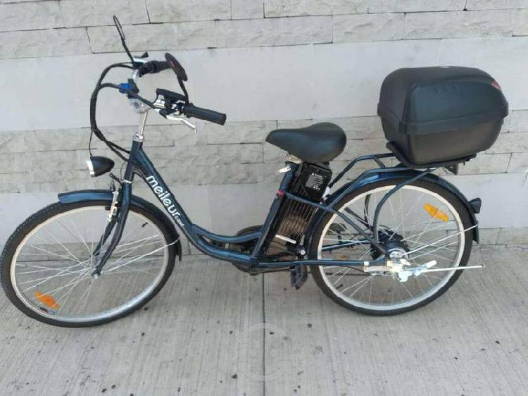 Bicicleta electrica nueva con 2 años de garantia