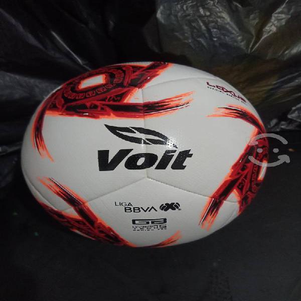 Balón de fútbol voit loxus híbrido no.5 original
