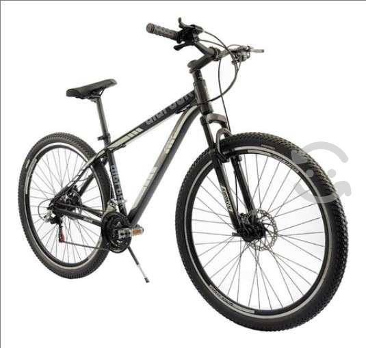 Bicicleta montaña alurock kraken 21v freno disco r