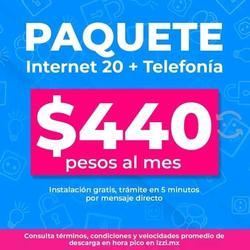 Internet y telefonia
