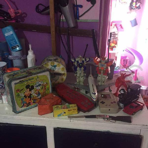 Lote de juguetes vintage