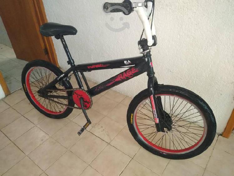Bicicleta bmx turbo rotor para trucos
