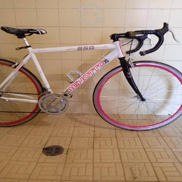 Bicicleta de ruta de aluminio