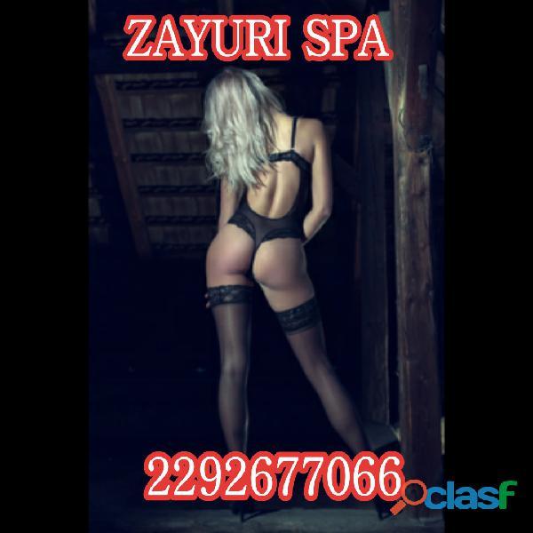 Un mundo de placer y erotismo, te esperan en Zayuri Spa ?