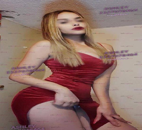 ASHLEY EL MEJOR SERVICIO VIP DE LA CD $1400