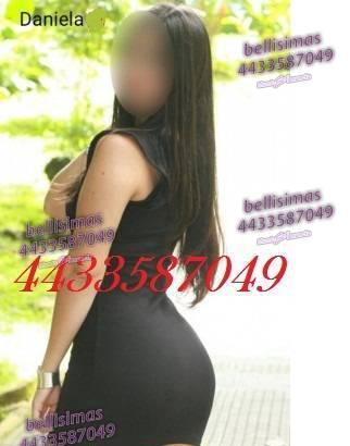 Cel 4433587049 COMPLACIENTES DE MUY BELLOPERFIL $750 la hora