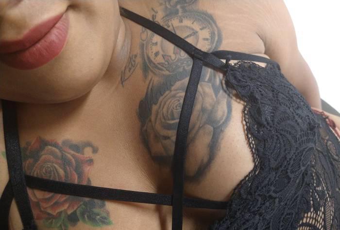 Katy sexy y amable metrobus LA SALLE $300