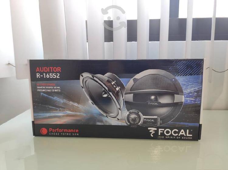 Set de medios focal 6.5