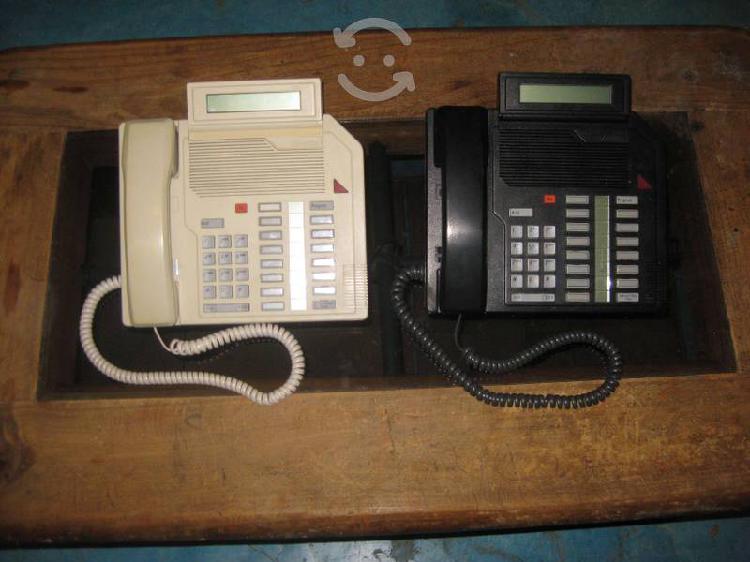 Telefono digital meridian m2616 conmutador