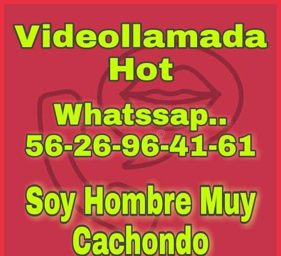 Videollamadas y sex telefonico busco Mujeres Soy Chavo