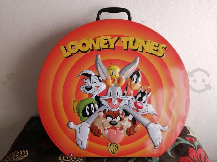 Estuche de colección looney tunes milenio