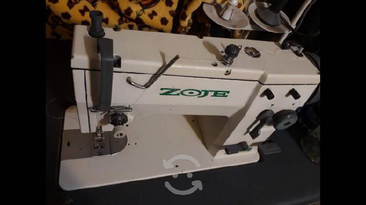 Máquina de coser zig zag y recta