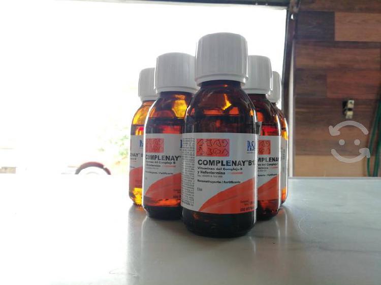 Complenay b12 vitaminas del complejo b
