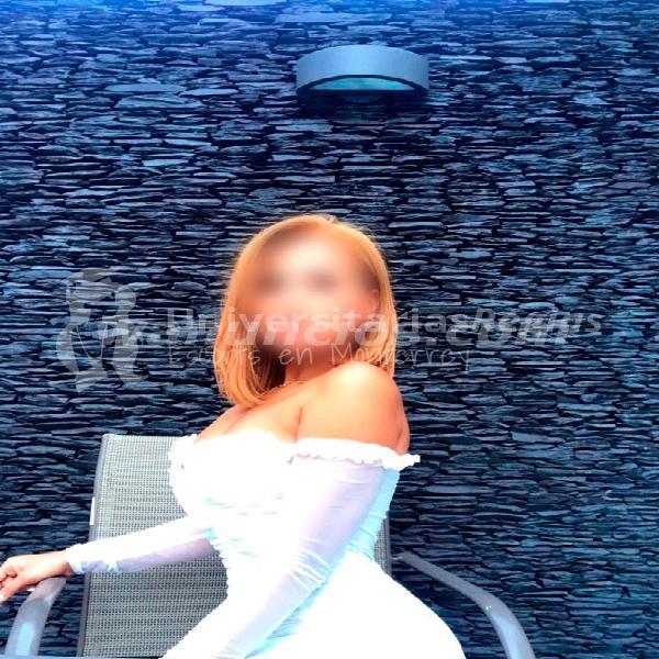 Penelope escort de primer nivel disponible en Monterrey