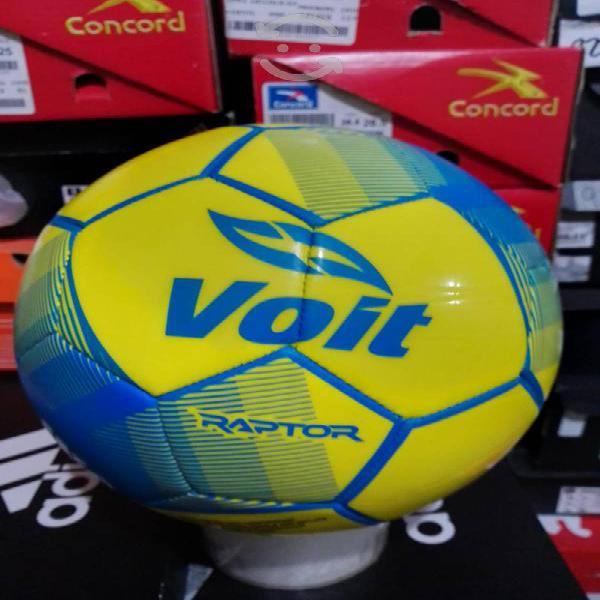 Balón de fútbol voit no.4 nuevo original