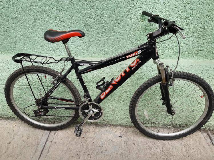 Bicicleta benotto r26 aluminio