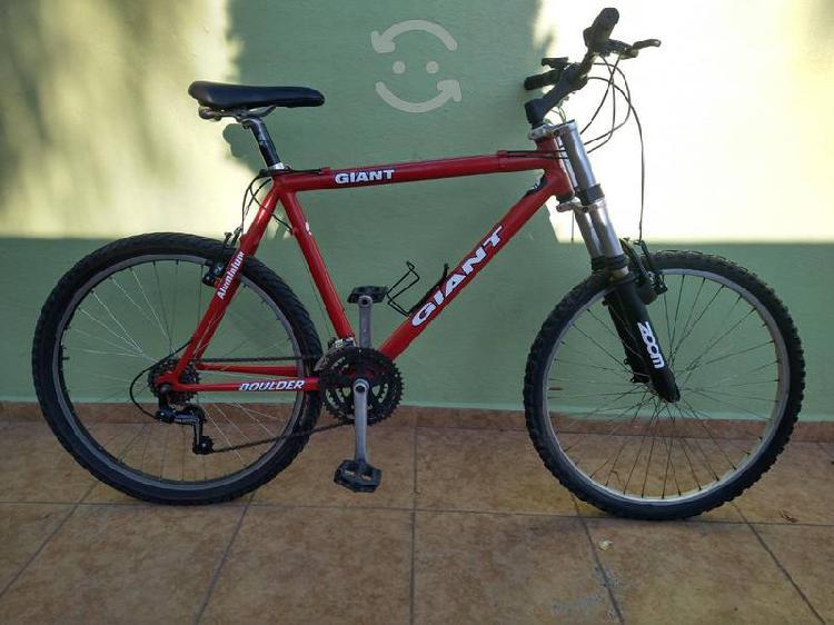Bicicleta giant r26 aluminio