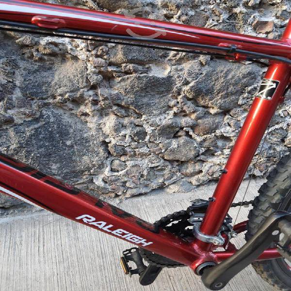 Bicicleta montaña raleigh talus 4.0 r26