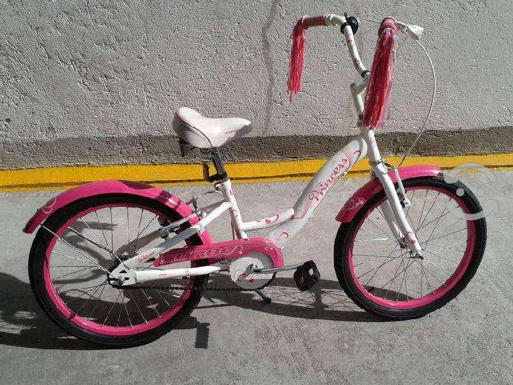 Bicicleta turbo princess seminueva r20