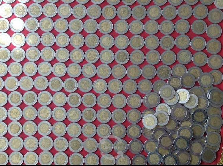 Colección de 38 monedas del bicentenario