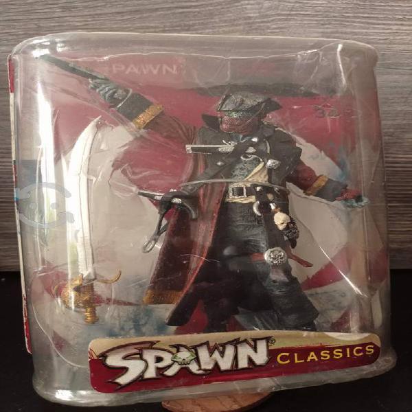 "Spawn ""pirate spawn"" serie spawn classics 2008"