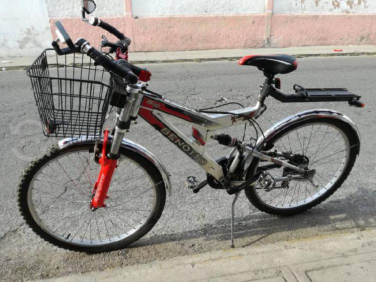 Bicicleta edición limitada bennoto