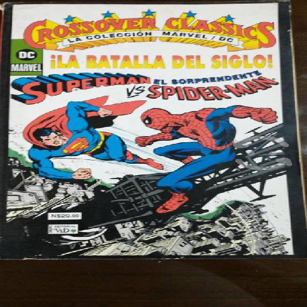 Cómics spiderman