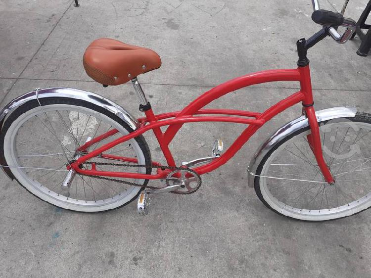 Bicicleta de aluminio r26