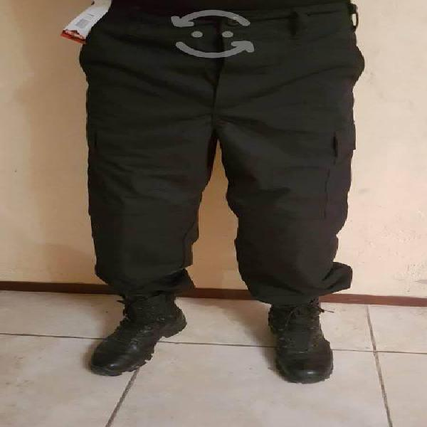 Pantalon Tactico Negro Rebajas Junio Clasf