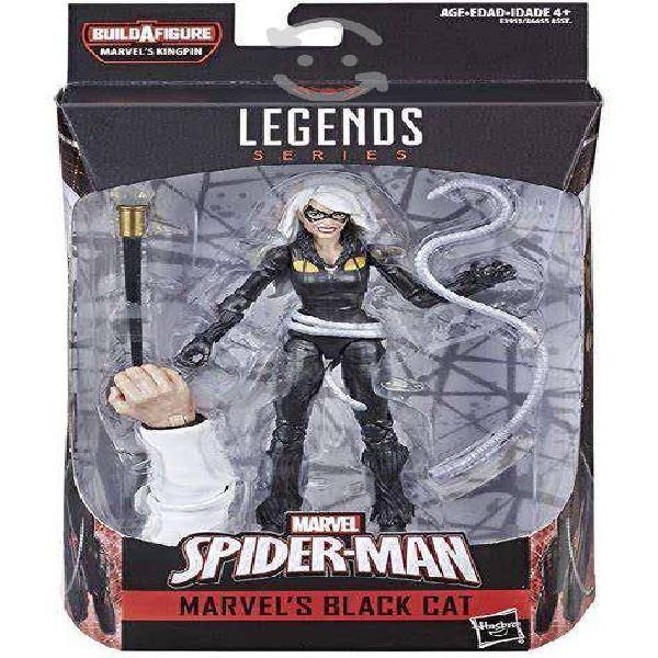 Marvel legends black cat