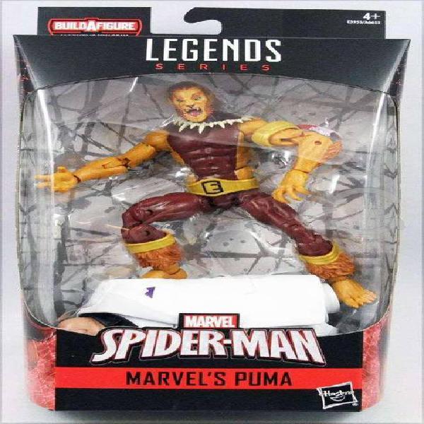 Marvel legends puma
