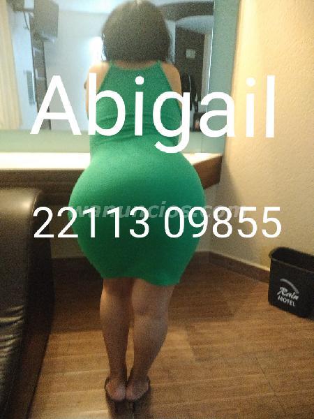 Abigail Deliciosa Madurita Golosa Disfruto al Máximo
