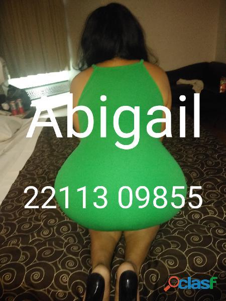 Abigail deliciosa madurita golosa disfruto al máximo amor
