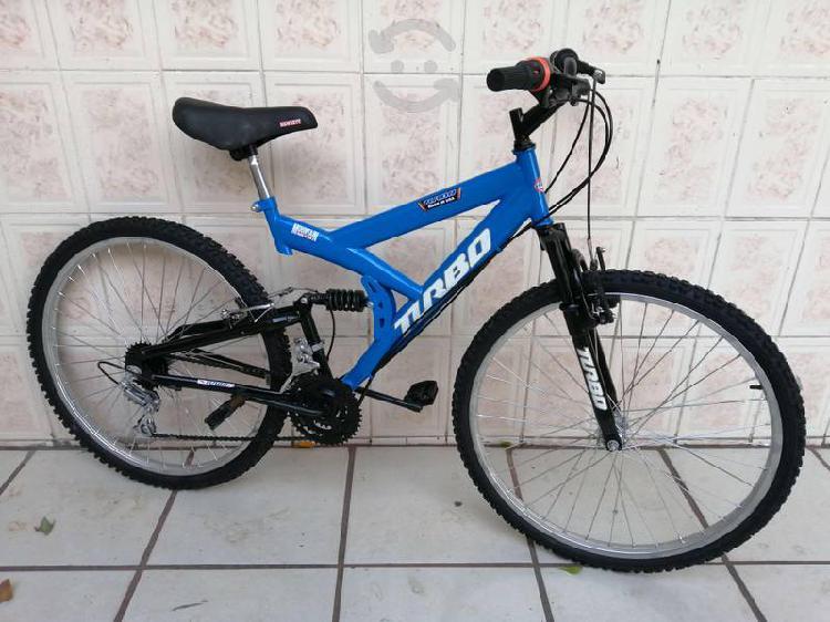 """Bici turbo 26"""" como nueva"""