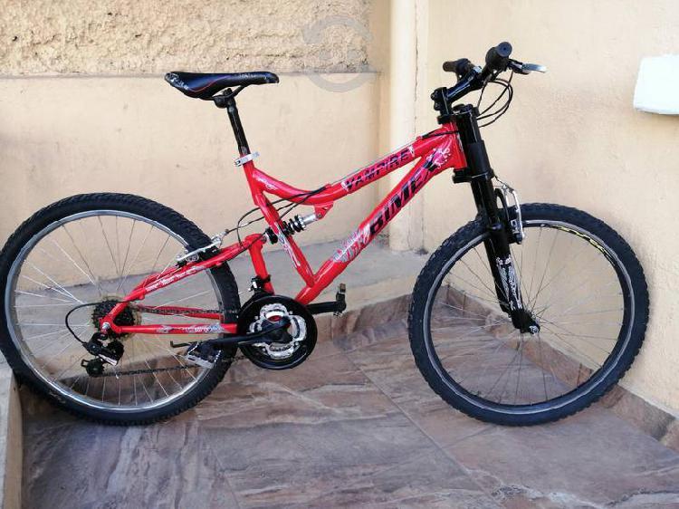 Bicicleta bimex vampire rodado 26