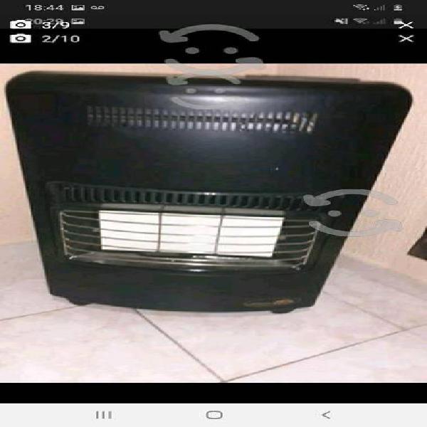 Calentador nuevo de gas triple radiante