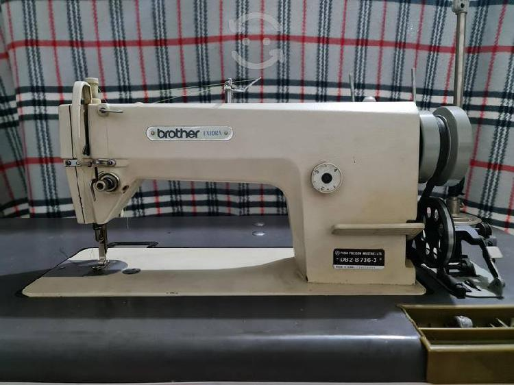 Maquina de coser industrial brother exedra