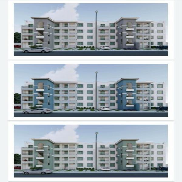 Venta de departamentos 6x10 al sur de la ciudad de leon gto