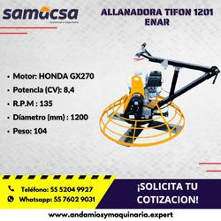 Allanadora Tifon 1201 Enar