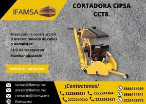Cortadora de piso CIPSA CCT8