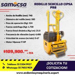 Rodillo Sencillo PR8