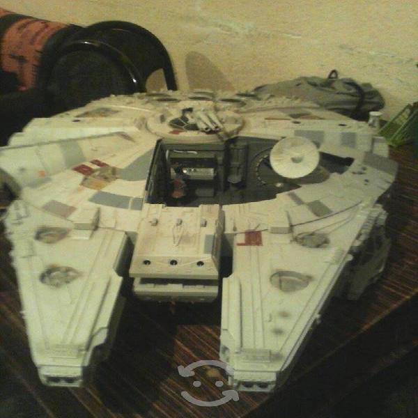 Star wars halcón milenario legaci