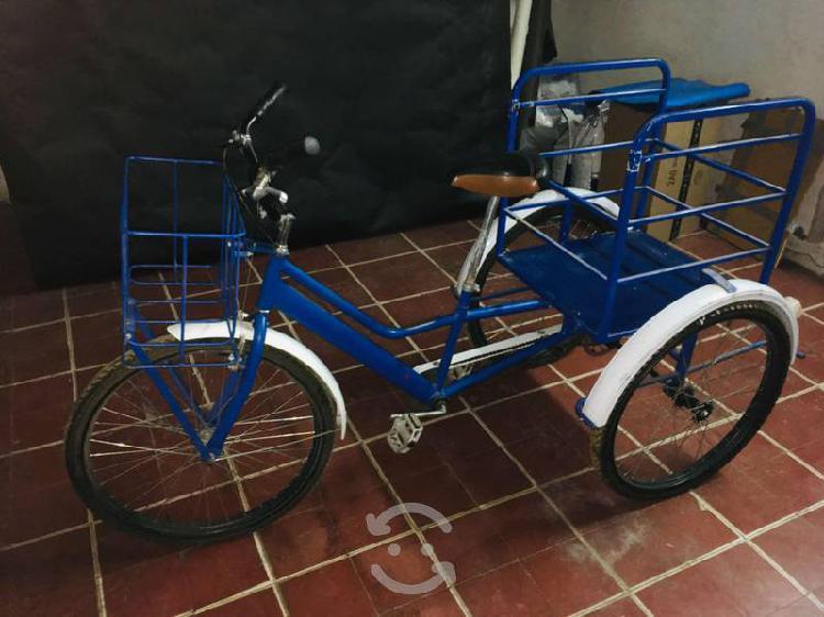 Triciclo (bicicleta) adulto.