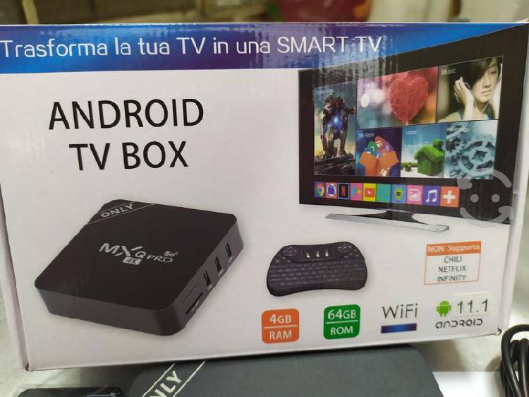 Tvbox con $400 de regalo en saldo